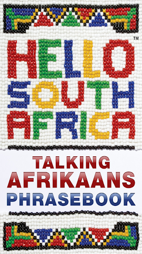Afrikaans Audio Phrasebook