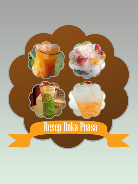 Resep Menu Buka Puasa- screenshot