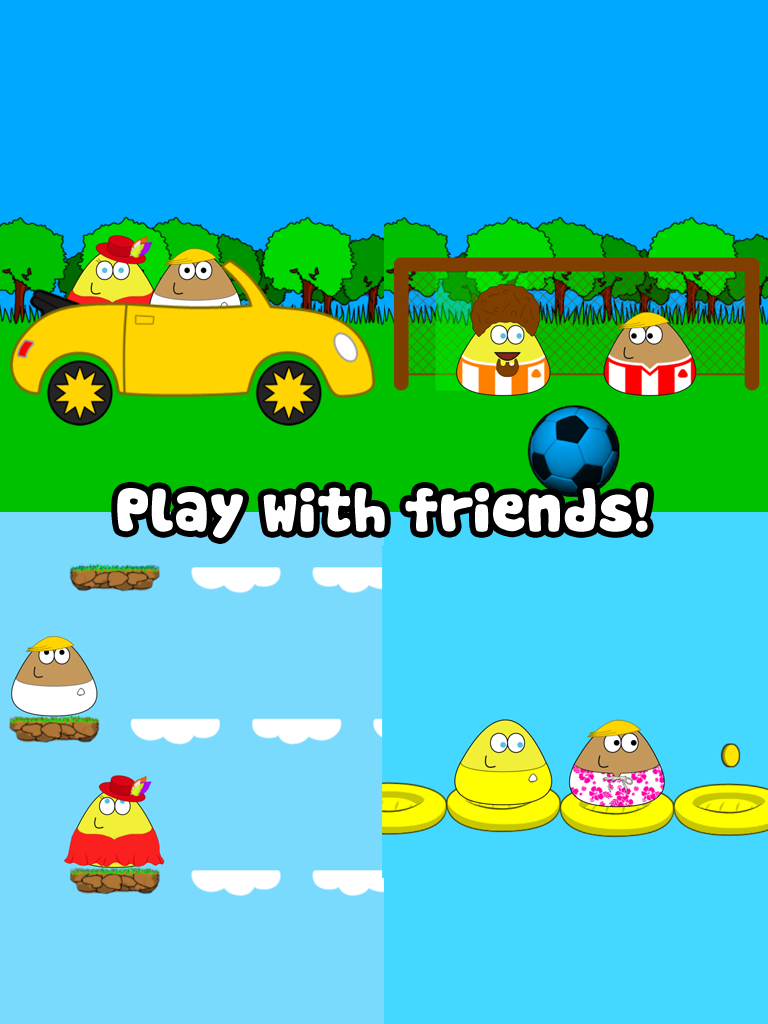 Pou Screenshot 9
