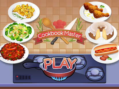 Cookbook Master - Be the Chef!- screenshot thumbnail
