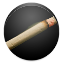 Cigarette Battery Widget HD icon