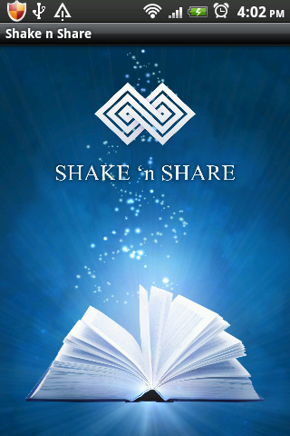 Shake n Share- screenshot