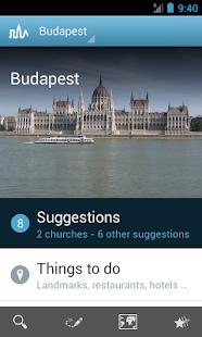 Budapest Travel Guide - screenshot thumbnail