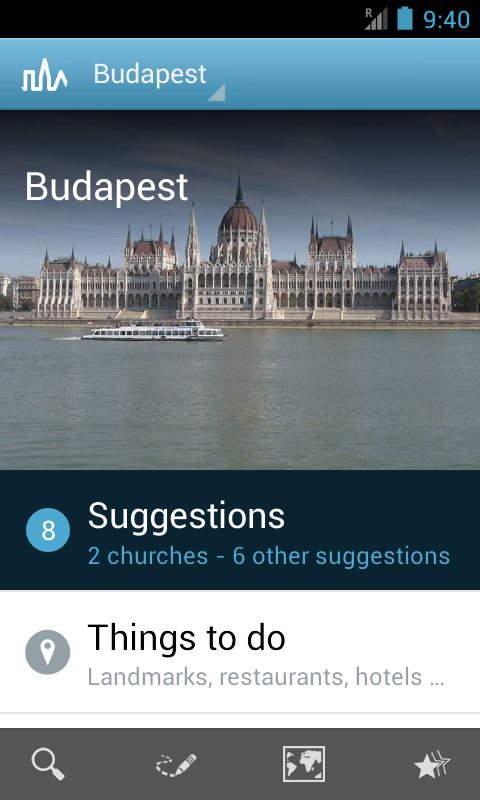 Budapest Travel Guide- screenshot
