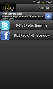 Big B Radio - KPop Channel screenshot 2