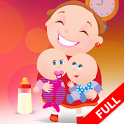 Breastfeeding - key icon