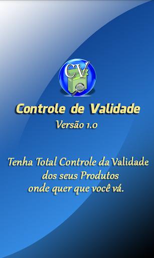 Controle de Validade Pro