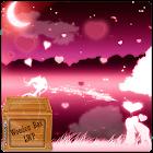 ハッピーバレンタインデーlwp icon