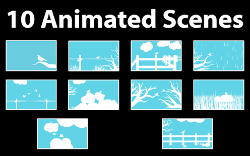 Animated Birds- screenshot thumbnail