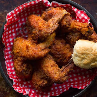Tennessee Hot Fried Chicken.