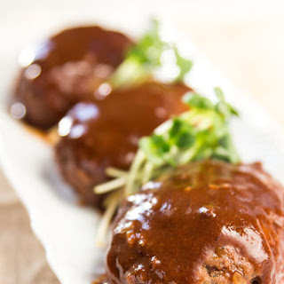 Hamburg Steak (Hambāgu)