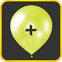 Math Balloons Add