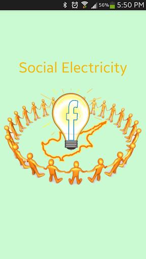 Social Electricity