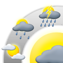 Circle Weather icon