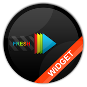 PowerAmp Fresh Widget Pack