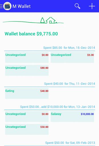 M Wallet