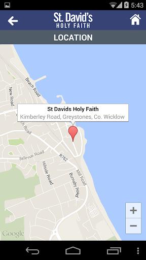 【免費教育App】St Davids Holy Faith-APP點子