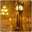 steam clock street LWP icon