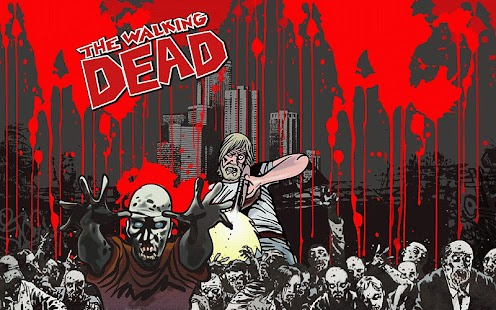 The Walking Dead Zlango LWP - screenshot thumbnail