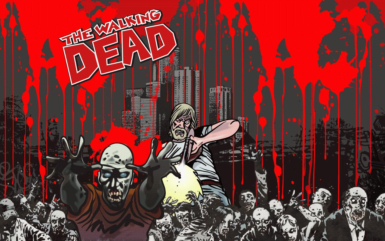 The Walking Dead Zlango LWP - screenshot