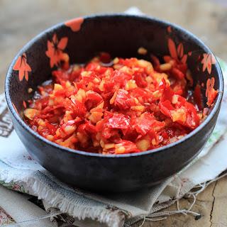 Hunan Chili Sauce Recipe