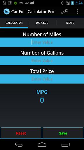 Car Fuel Calculator