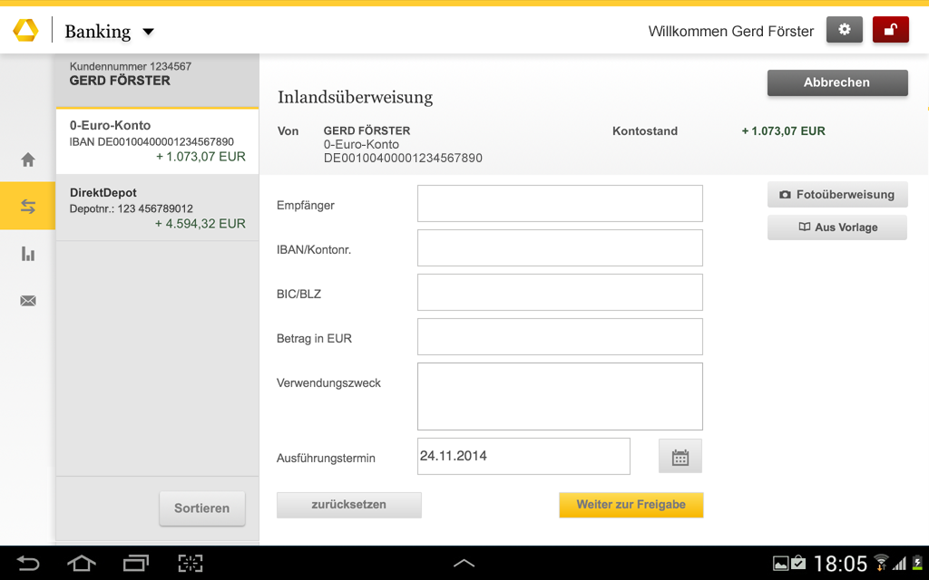 Commerzbank Tablet Banking - Revenue & Download estimates - Google ...