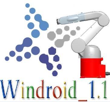 winDROID - screenshot