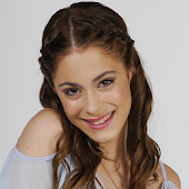 Martina Stoessel Blue Fan