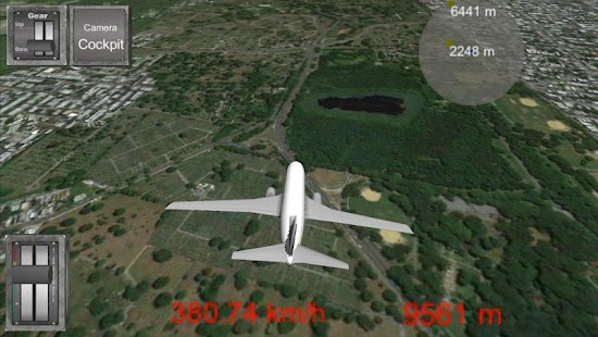 Flight Simulator Boeing 737 - screenshot thumbnail