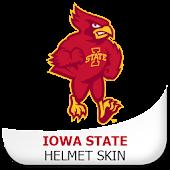 Iowa State Helmet Skin