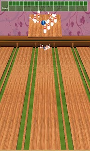 3D Bowling (Full Scale) - screenshot thumbnail