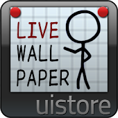 StickMan LiveWallpaper