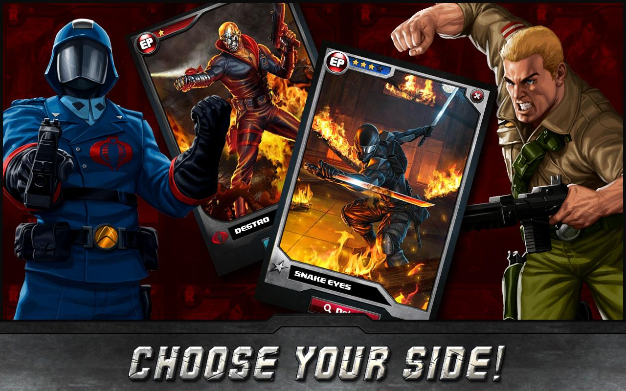 G.I. JOE: BATTLEGROUND - screenshot