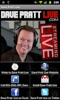 Screenshot of Dave Pratt Live