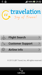 Travelation - Cheap Flights - screenshot thumbnail