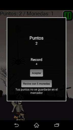 【免費動作App】Jumping Halloween-APP點子