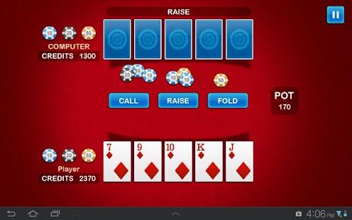 Five Card Draw- screenshot thumbnail