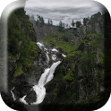 Waterfall Live Wallpaper №2 icon