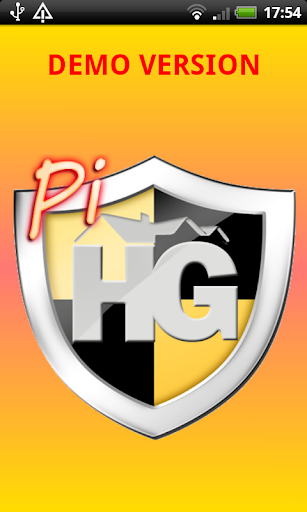Pi HomeGuard DEMO