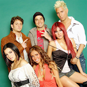 RBD Rebelde Blue Fan