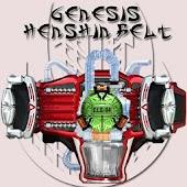 Genesis Henshin Belt