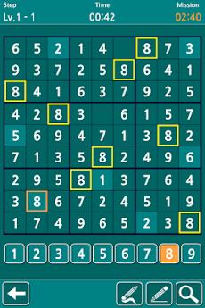 数独アリーナ : Sudoku Arenaのおすすめ画像3