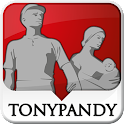 Tonypandy - the official app icon