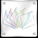 Acrylic Go Adw Apex Nova Theme icon