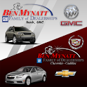 Ben Mynatt Auto Group logo