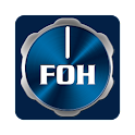 FRONT of HOUSE (FOH) logo