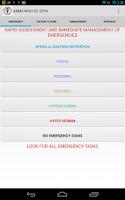 Screenshot of AIIMS-WHO CC STPs