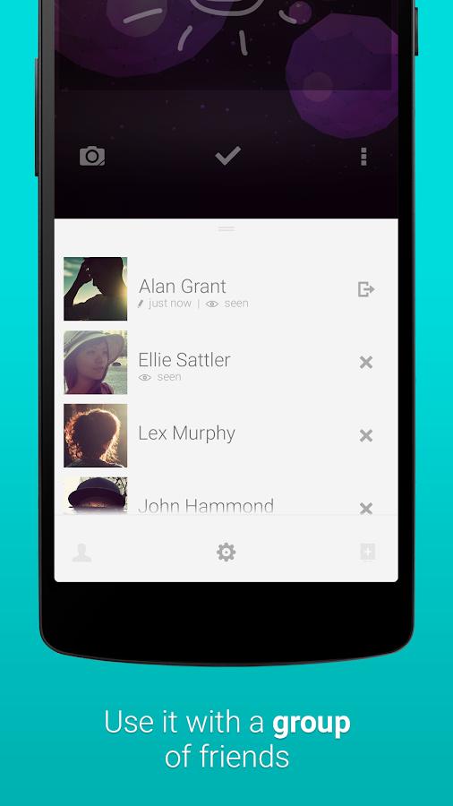 LokLok: Connected Lock Screen- screenshot