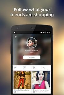 Wooplr - Fashion Shopping App - screenshot thumbnail